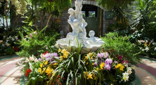 Floral Showhouse - Easter Display