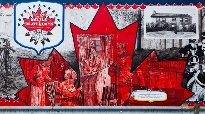 Thorold Mural Project