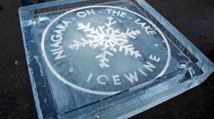 NOTL Ice Sign