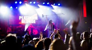 Niagara Wine Festival - Platinum Blonde
