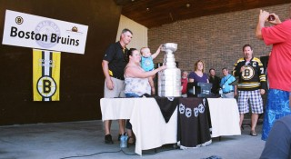 Stanley Cup in Port Colborne