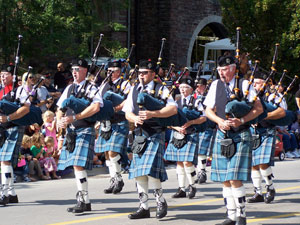 Grimsby Pipe Band
