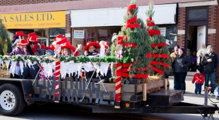 Santa-Clause-Parade