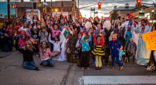 Welland Zombie Walk