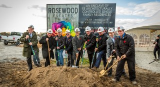 Rosewood Ground Breaking