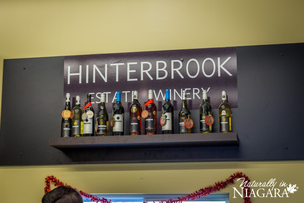 Hinterbrook Estate Winery Awards