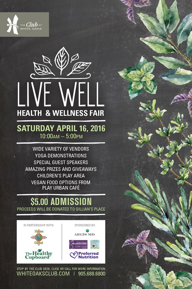 White Oaks Health Fair